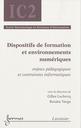 Dispositifs de formation et environnements numériques