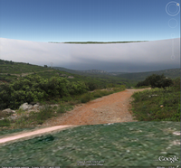 Panoramiques dans Google Earth