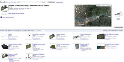 retour d 39 exp rience utiliser le logiciel 3d google sketchup en cours d 39 histoire g ographie. Black Bedroom Furniture Sets. Home Design Ideas